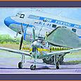 Nord 1203 Norécrin et Douglas DC-3