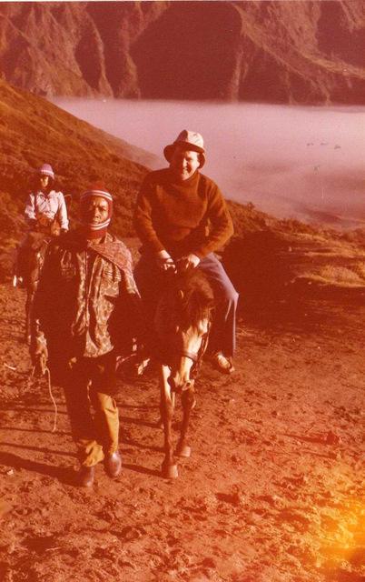 Indon-sie dan cheval