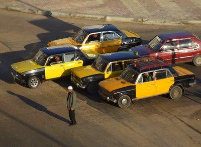 Egypte-voiture