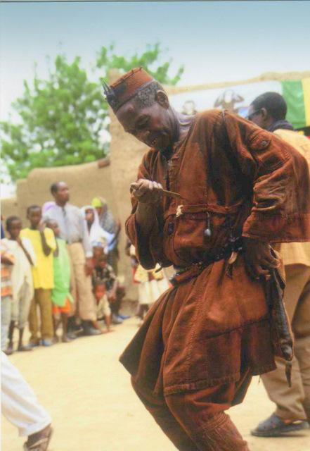 Malien danseur