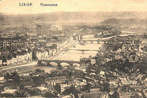 Liege panorama