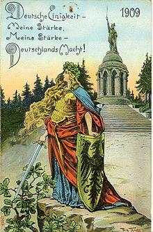 Germania et Arminius