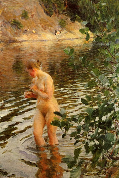 Anders Zorn- Frileuse