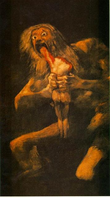 Goya- Saturne