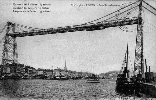Pont-transbordeur-rouen