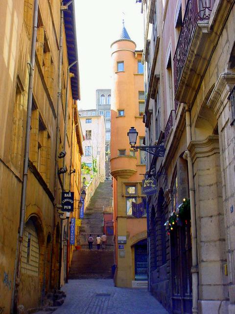 Lyon Vieux Lyon