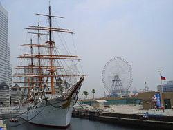 Yokohama Nippon_maru