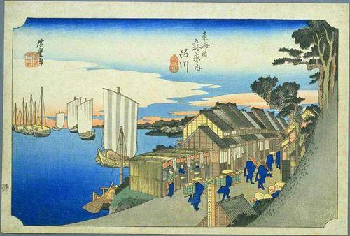 Tokaido I Shinagawa