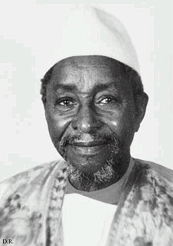 Amadou Hampat- B-1