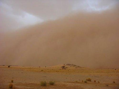 Vent de sable Agadez