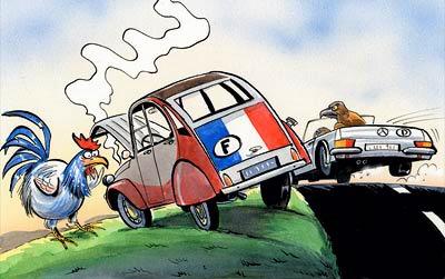 France morose