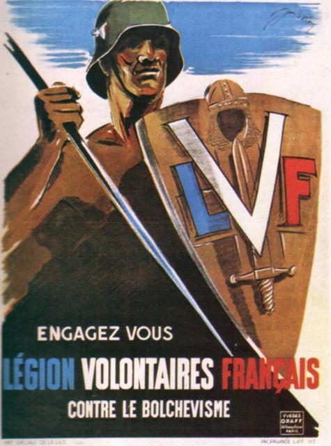 Legion Volontaires Francais Jean Breton 1942