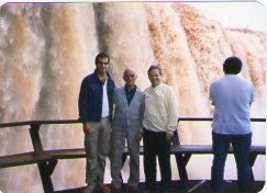 Igua-u 001Groupe chute