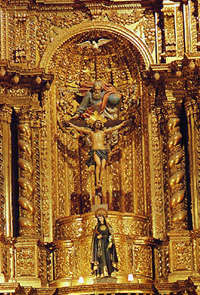 Quito int-rieur J-sus