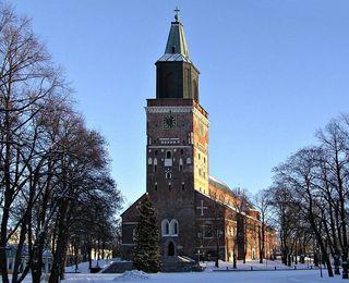 Turku Cath-drale grande