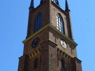 Riddarholmer Eglise tombeaux rois 2