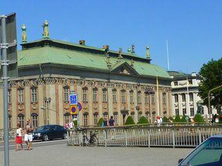 Riddarholmer Parlement 3-1