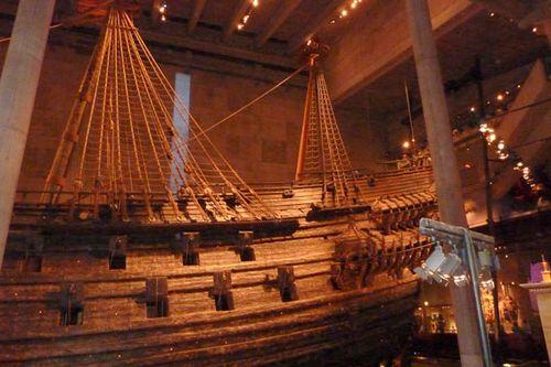 Vasa tribord