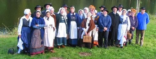 Costumes folkloriques Vosges