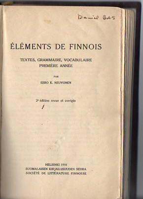 Finnois bis023