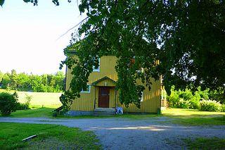 Riksattra maison Ridder vue du dortoir
