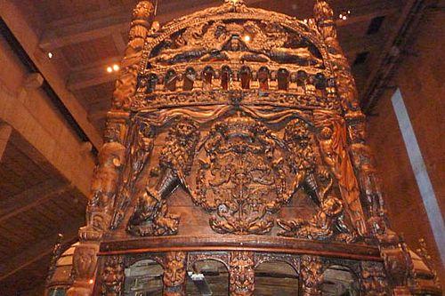 Vasa Sculpture Poupe 2