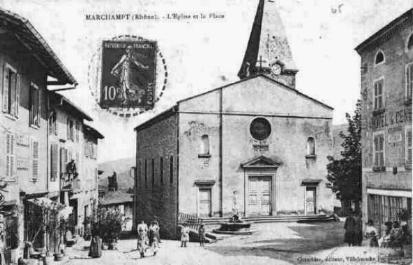 Marchampt Eglise