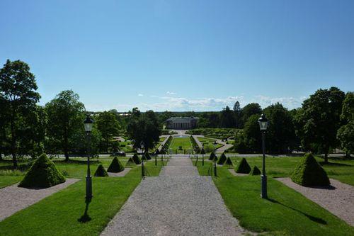Upssala jardin botanique Linn-1