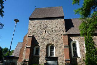 Eglise vieil Upsala 1