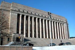 Helsinki parlement grand