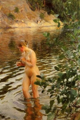 Anders Zorn - Frileuse