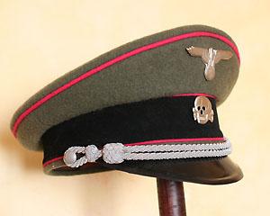 Officier allemand casquette(1)