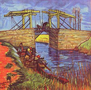 Van Gogh pont
