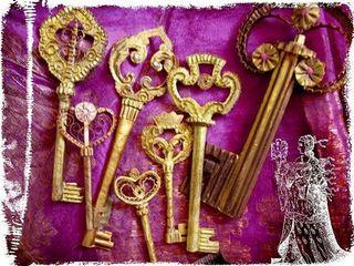 Les clefs du Château