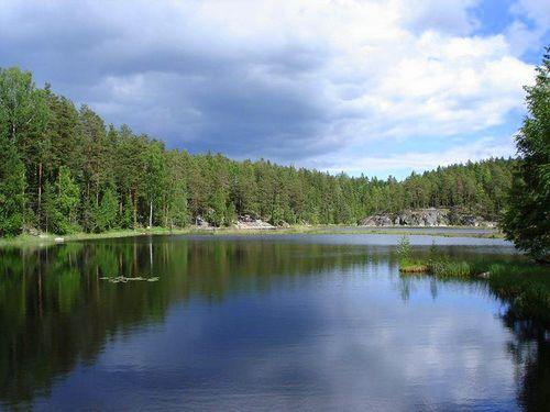 Lacs finlandais
