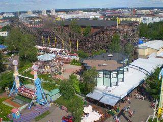 Helsinki Linnanm-ki