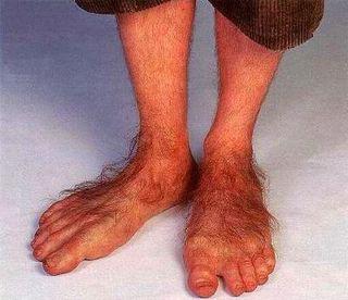 Bilbo pieds grand