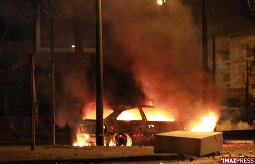 émeutes Saint-Pierre