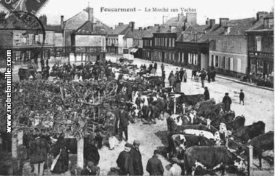 Cartes-postales-photos-le-Marche-aux-Vaches-FOUCARMONT-76340-76-76278004-maxi