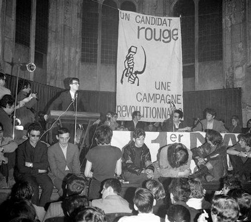 Le-candidat-a-l-election-presidentielle-pour-la-ligue-communiste-revolutionnaire-alain-krivine-pre
