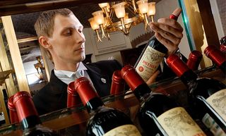 Sommelier-for-Michelin-Starred-restaurant