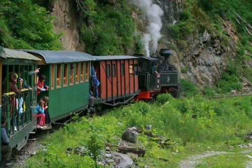 Train Roumanie