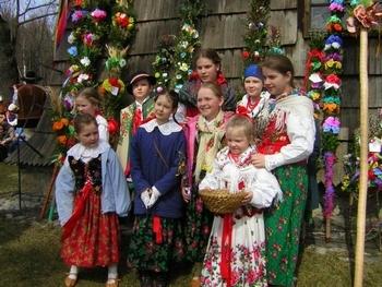 Costumes polonais