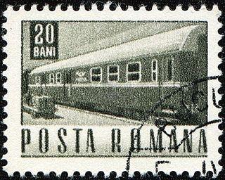 Timbre roumain train-1