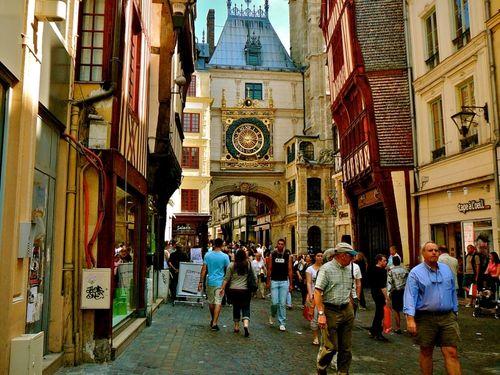 Rue du Gros