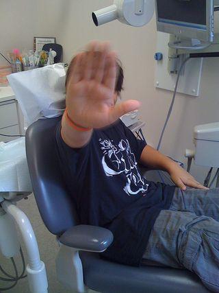 Chez le dentiste