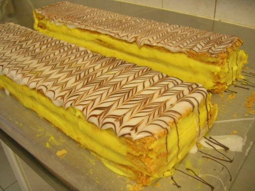 Millefeuille 2
