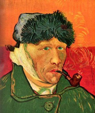 Oreille coupée Van Gogh