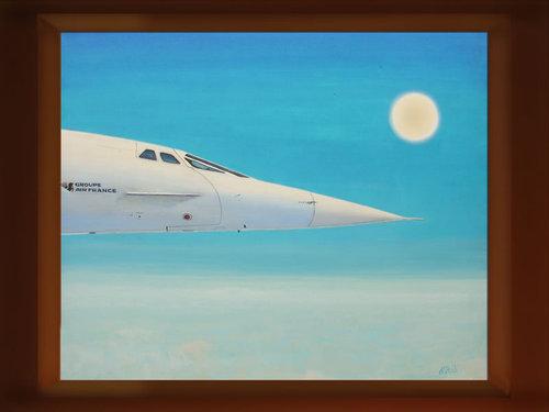 """Concorde II, dit """"Concorde Sublunaire"""""""