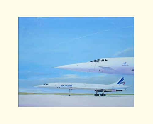 """Concorde III dit """"Concorde Blues"""""""